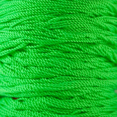 Kitty String Tall Fat / Lime Green