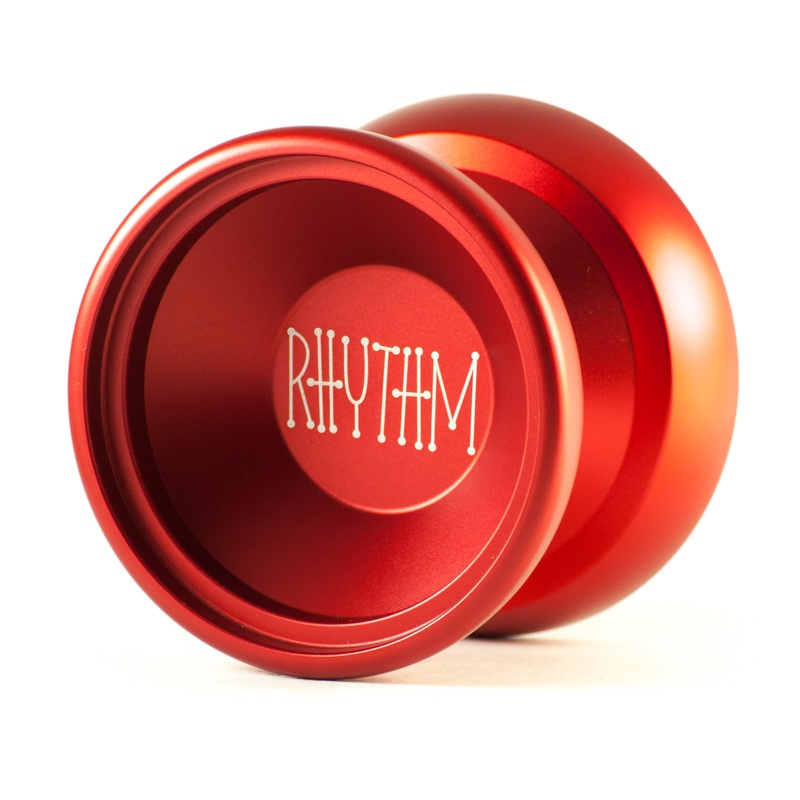 44RPM Rhythm - Red