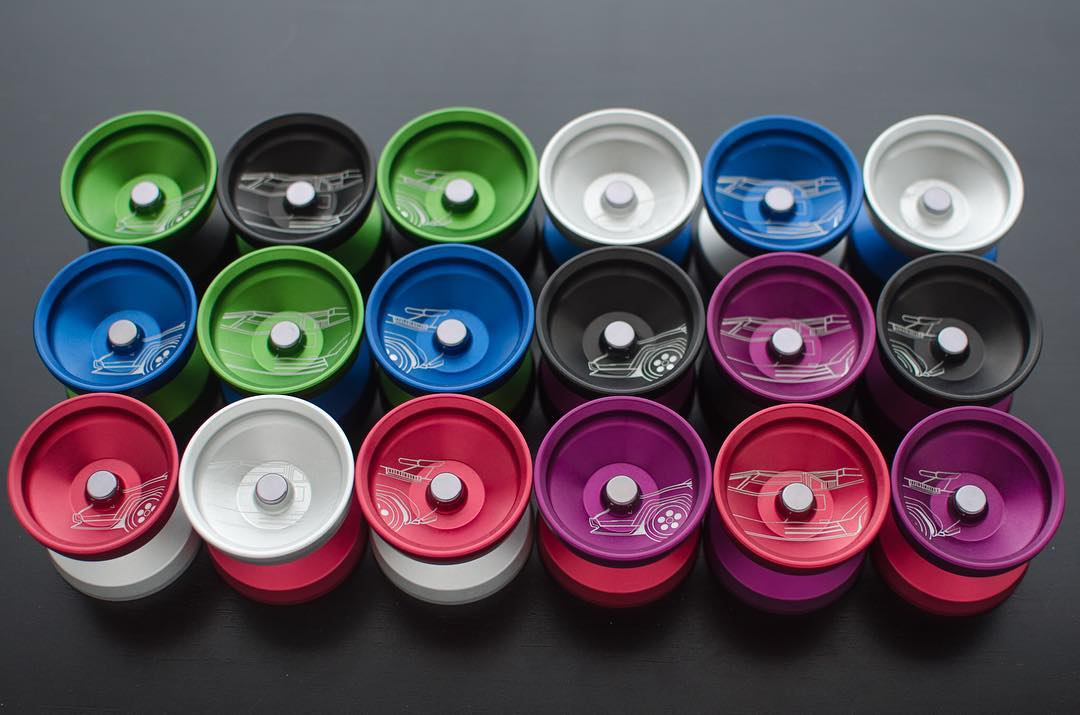 Küntosh Anti-Yo One Drop Yo-Yos
